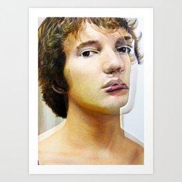 Moi Art Print