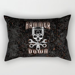 Hammer Down Rectangular Pillow