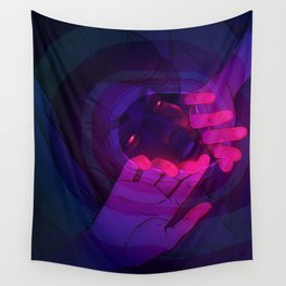 Peeking into the Unconscious Wall Tapestry