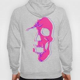 Skull - Pink Hoody