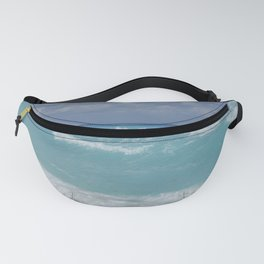 Carribean sea 3 Fanny Pack