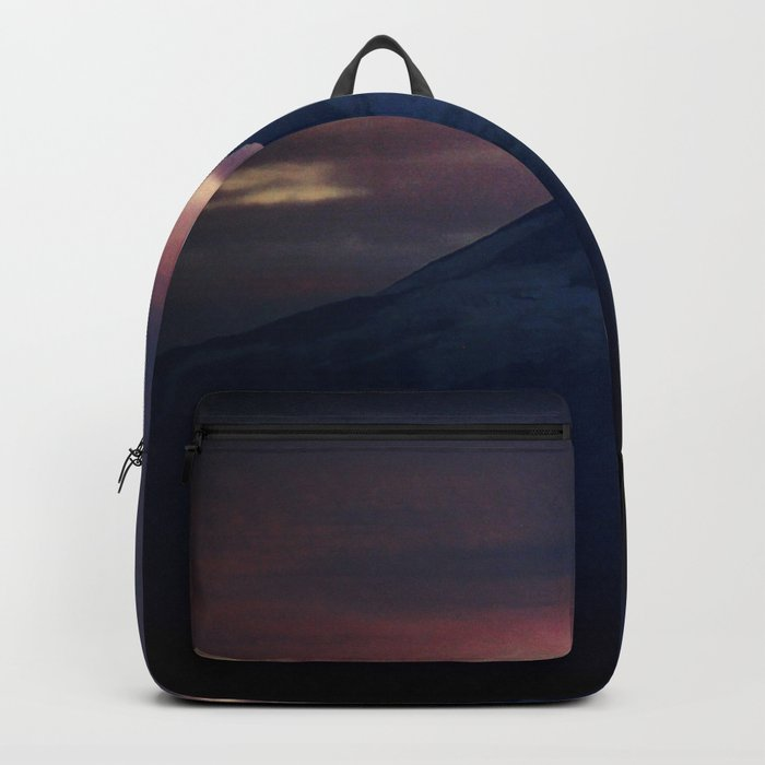 Jefferson at Sunset Backpack