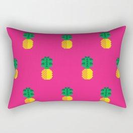 Fruit: Pineapple Rectangular Pillow