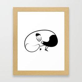 DOW Framed Art Print