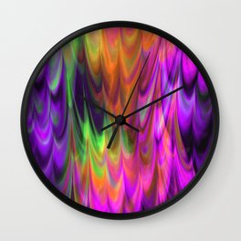All My Missing Marbles Wall Clock