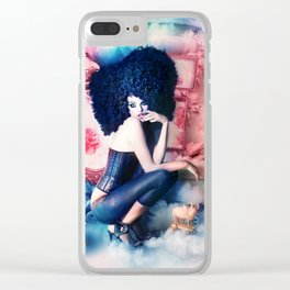 Heaven Clear iPhone Case