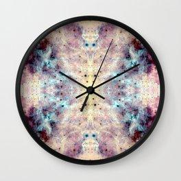 Space Mandala #33 Wall Clock