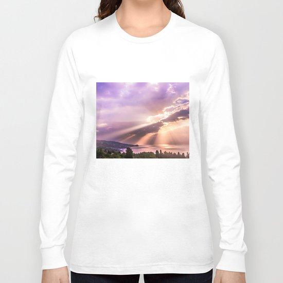 Sea sunrise Long Sleeve T-shirt