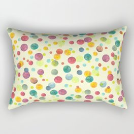 dotsdots Rectangular Pillow