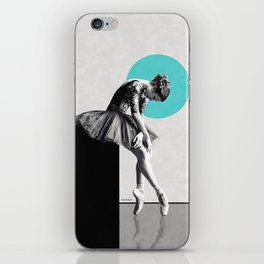 The dancer ... iPhone Skin