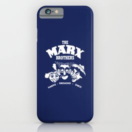 The Marx Brothers Artwork for Wall Art, Prints, Posters, Tshirts, Men, Women, Kids iPhone Case