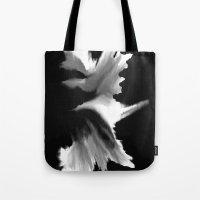 big bang Tote Bags featuring Big Bang by Robert Morris