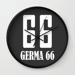 Germa 66 Wall Clock