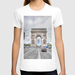 Arc de Triomphe 1 T-shirt