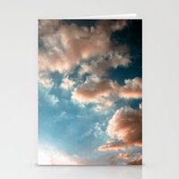 heaven Stationery Cards featuring Heaven by Sofia_Katsikadi