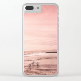 See You Tomorrow Clear iPhone Case