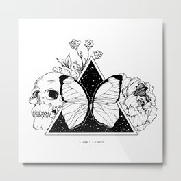 Essence of Life Metal Print