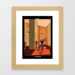 Caine Kahn Framed Art Print