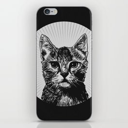 """""""The Year of the Cat"""" iPhone Skin"""