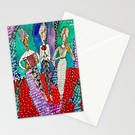 Sister Fates Stationery Cards
