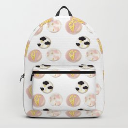 ice cream and clouds Backpack