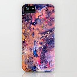 Spatial Symphony iPhone Case