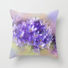 the beauty of a summerday -96- Throw Pillow