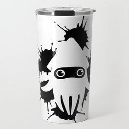 Blooper Ink Stain Travel Mug