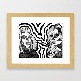Creation of Brian Framed Art Print