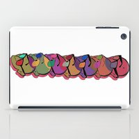 glasses iPad Cases featuring GLASSES by Gianluca Floris