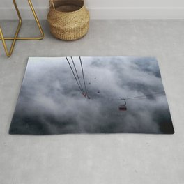 Direct access to outer space? Rug