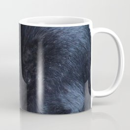 Simon the Black Halloween Sanctuary Cat Coffee Mug