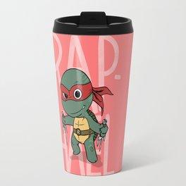 TMNT: Raphael (Cute & Dangerous) Travel Mug