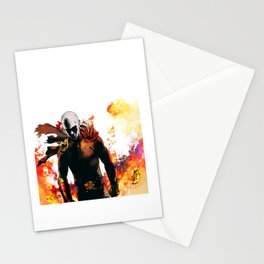 Onepunch Man Stationery Cards