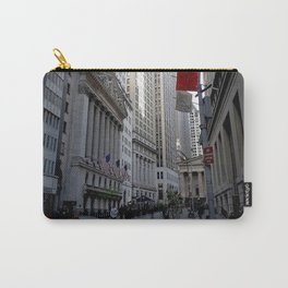 New York city street view Carry-All Pouch
