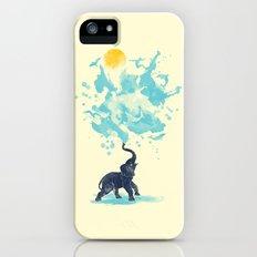 summer splash iPhone (5, 5s) Slim Case