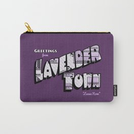 Greetings from Lavender Town Carry-All Pouch