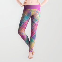 Colorful Sarong 3 Leggings