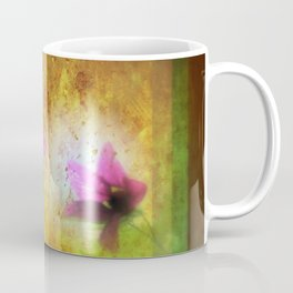 marriage of Titania; Salmon berry floral duet Shakespearean hidden pictures Coffee Mug