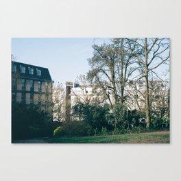 Holland Park #2 Canvas Print