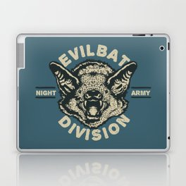 Evil Bat Division Laptop & iPad Skin
