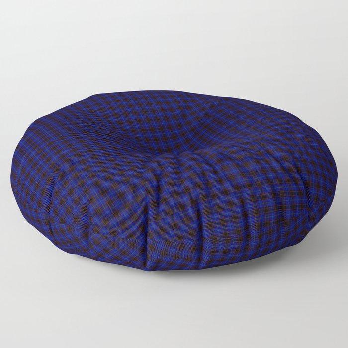 Home Tartan Floor Pillow