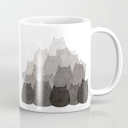 Kitty Pile Coffee Mug