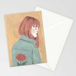 Chrysanthemum Jacket Stationery Cards