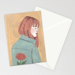 Chrysanthemum Jacket Stationery Cards
