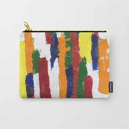Blank Spaces Carry-All Pouch