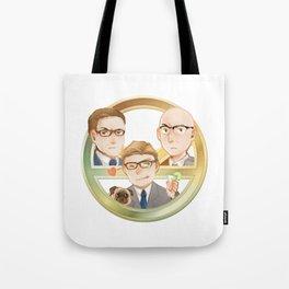 Kimgsman Trio Tote Bag