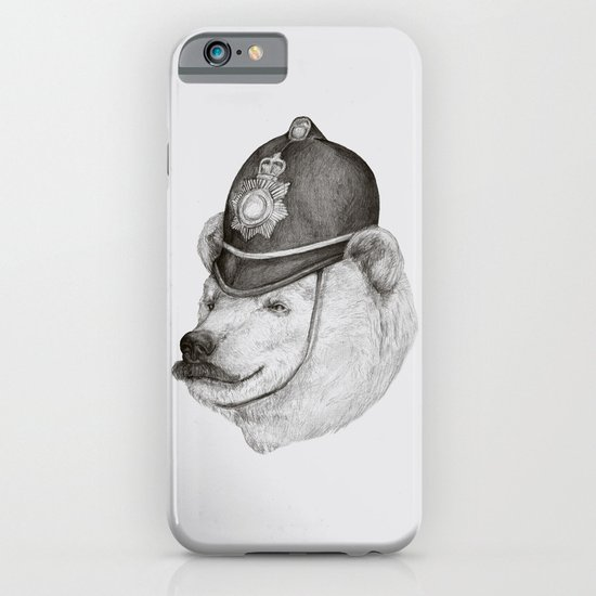 Bearly Legal iPhone & iPod Case