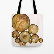 Wood Wood 1 Tote Bag