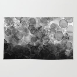 B&W Spotted1 - Reverse Rug
